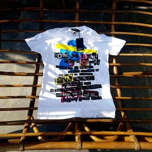 DSQUARED2 Short Sleeve White Tshirt Cotton